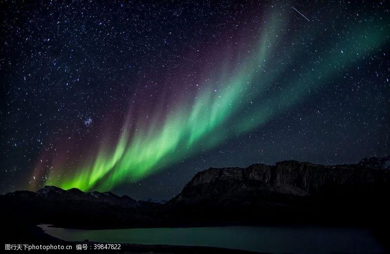 夜空星空图片