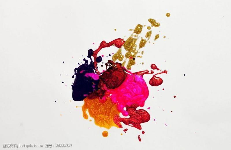涂料颜料图片