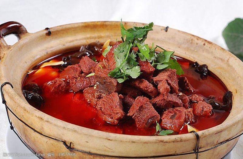 小鹿煲仔红汤野鹿肉图片