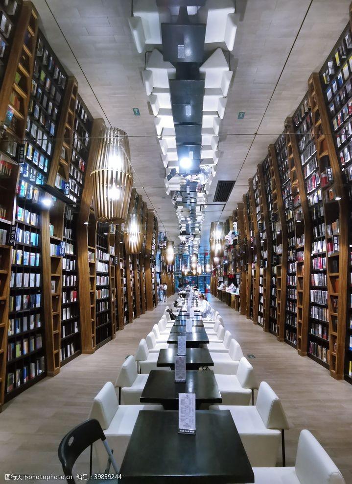杭州最美书店钟书阁图片