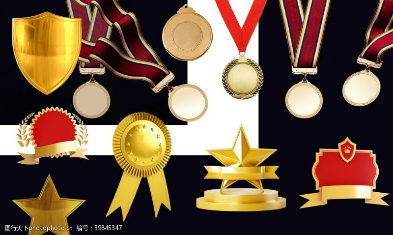 第一名金质奖牌大全图片