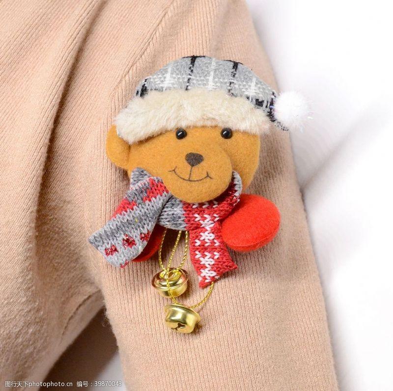 浪漫圣诞节圣诞挂件图片