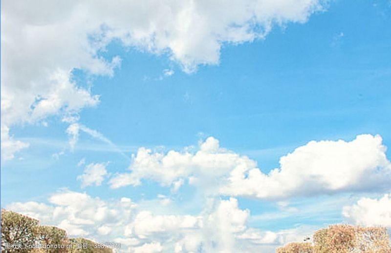 美环境天空背景图片