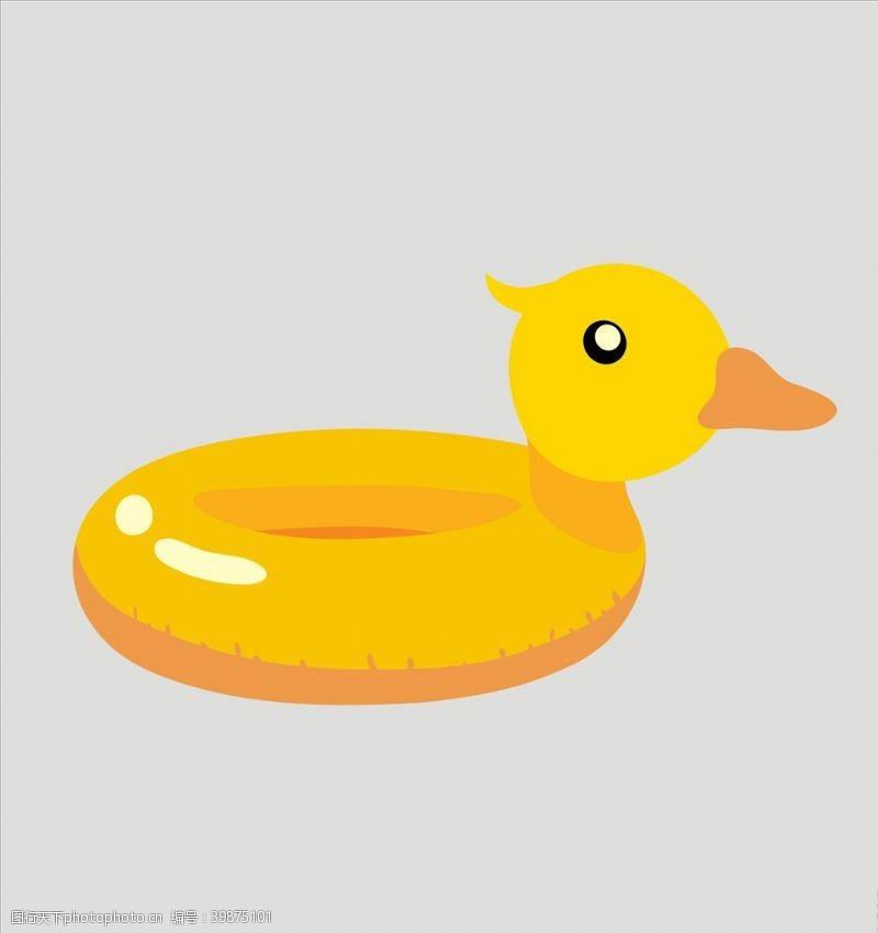 电话鸭子玩具图片