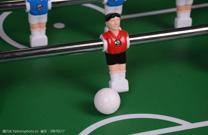 桌上足球球员图片