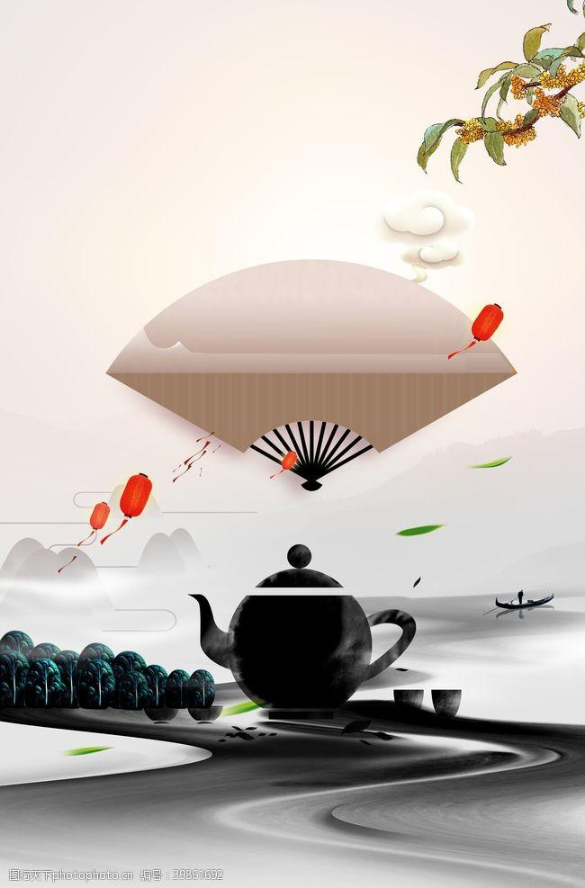茶叶素材茶图片