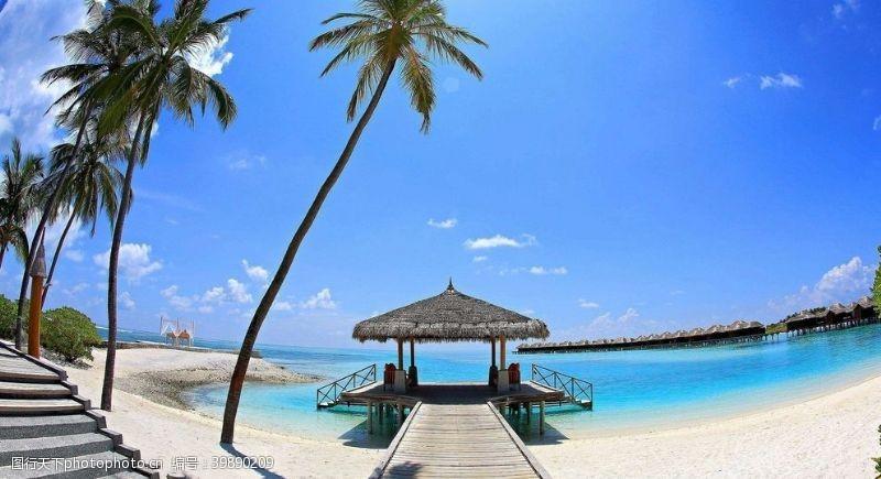 海岛摄影海边风景图片