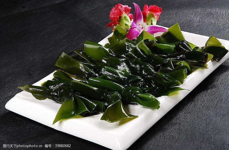 火锅配菜海带结图片