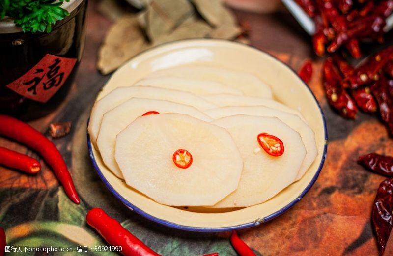 可煲汤火锅配菜图片