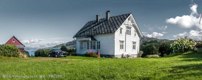 房屋建筑风景图片