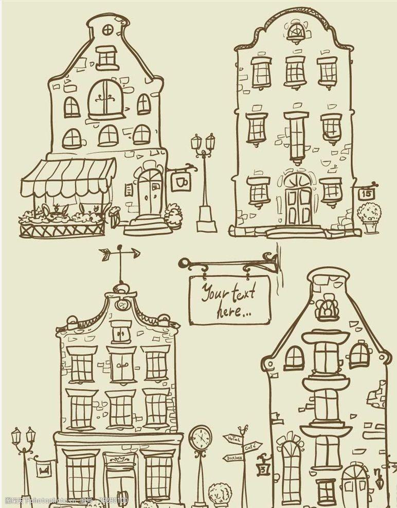 房屋建筑图片