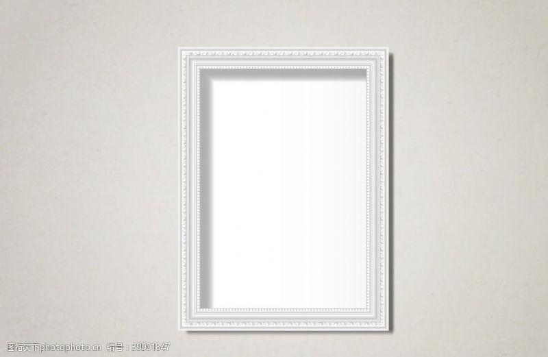 时尚相框背景墙相框画框图片