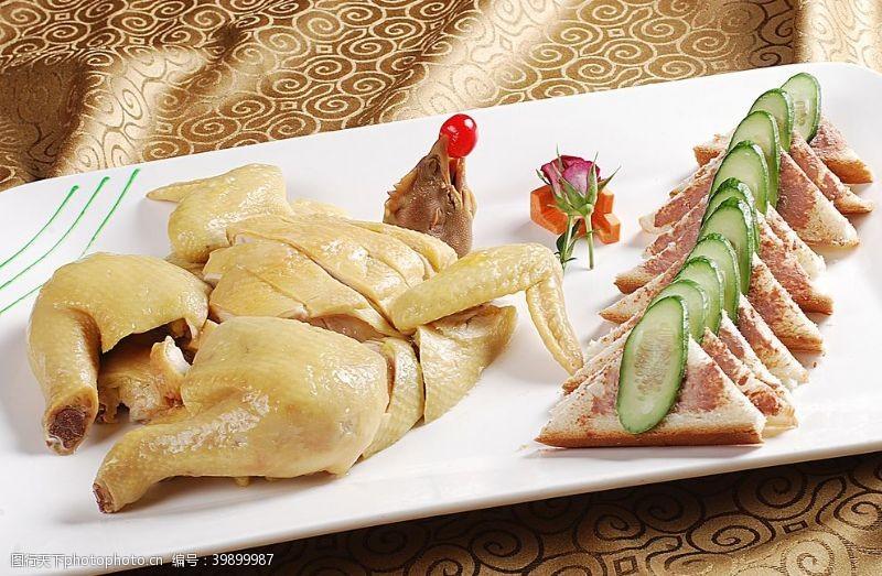 法式鹅肝冰皮鸡图片