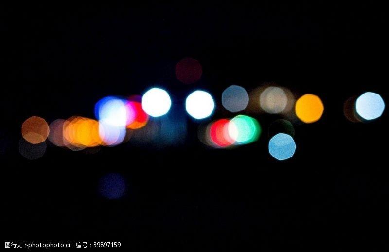 光斑背景图片