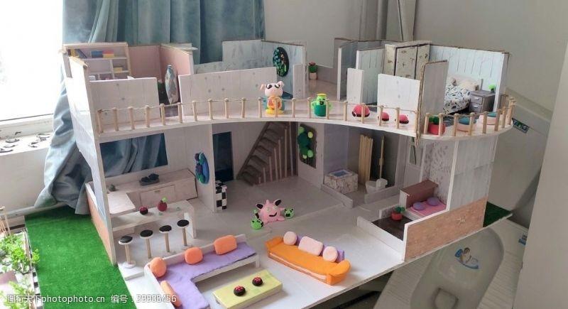 建筑模型户型模型图片