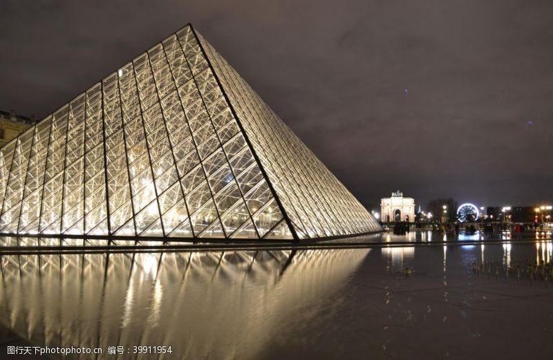 胶卷卢浮宫图片