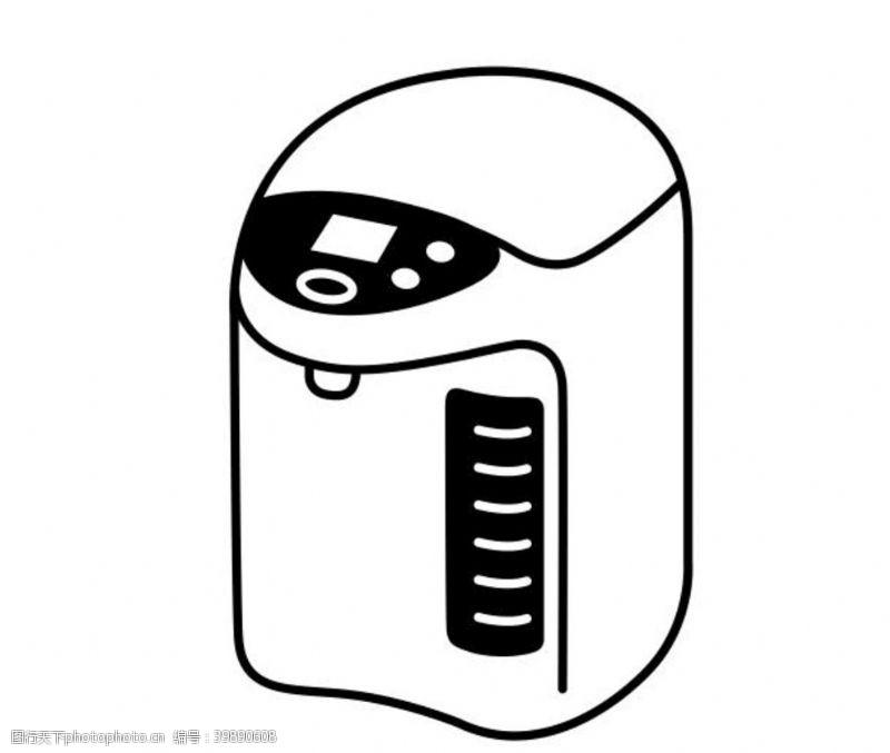 天气饮水器图片