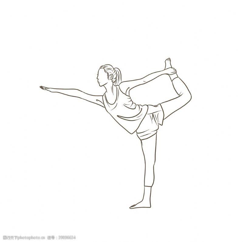 俱乐部瑜伽图片