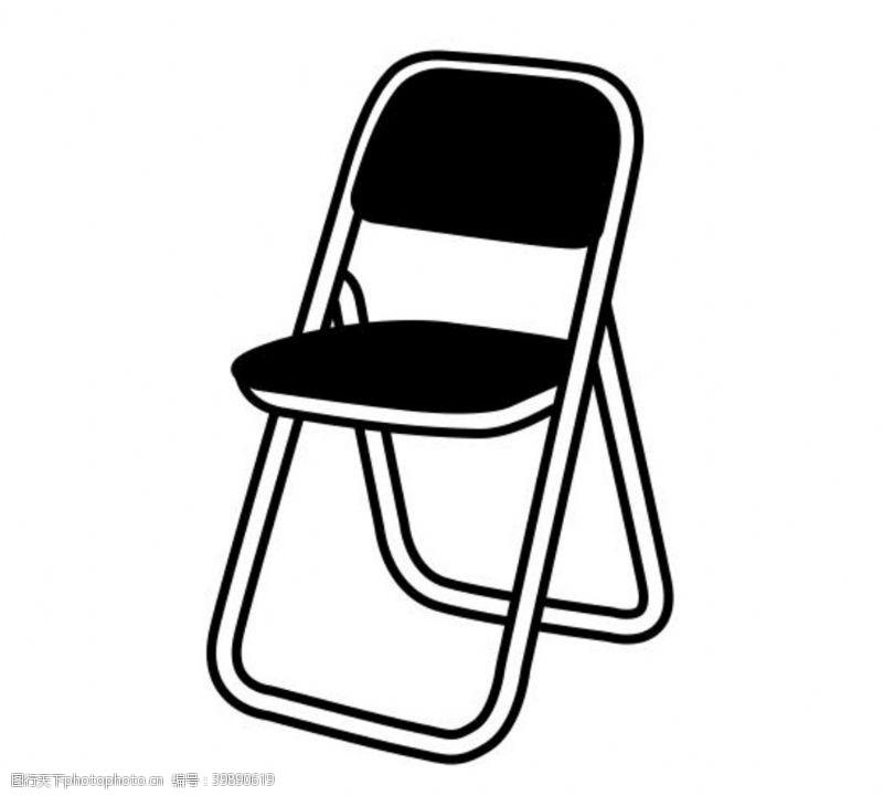 天气折叠椅图片