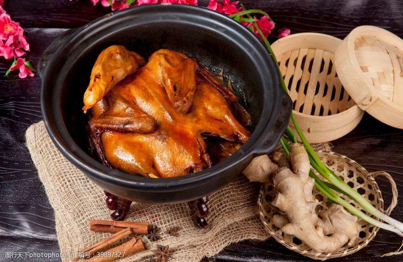 中餐厦门姜母鸭图片