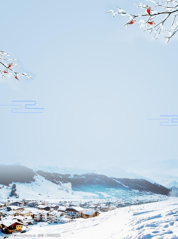 高山冰城哈尔滨图片