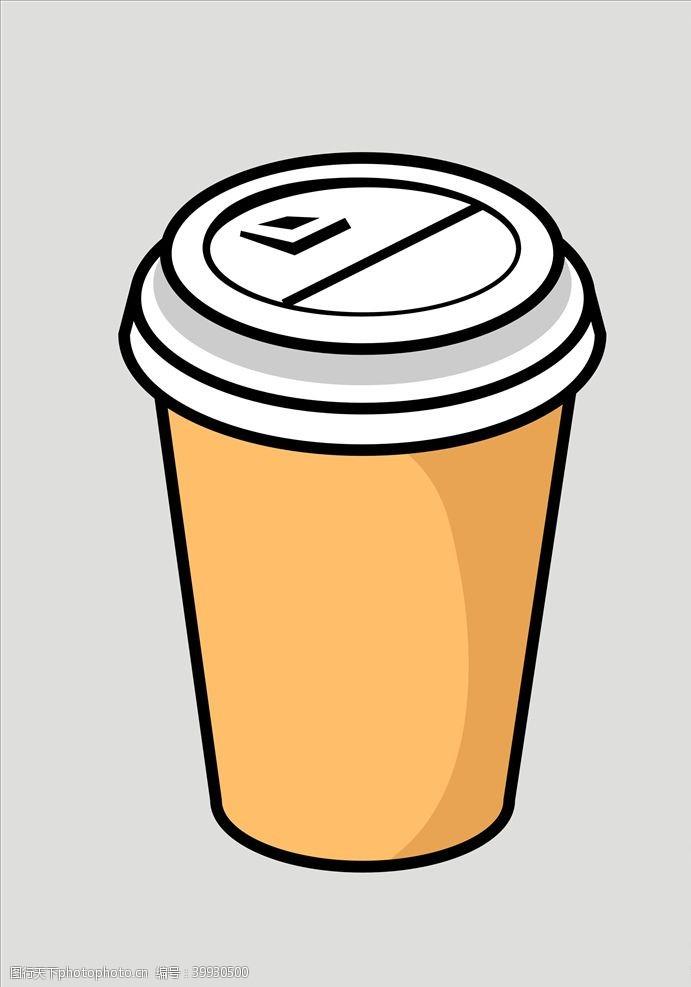 ai格式豆浆奶茶咖啡图片