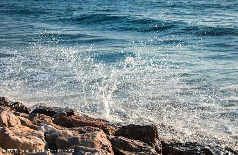 沙滩海边图片