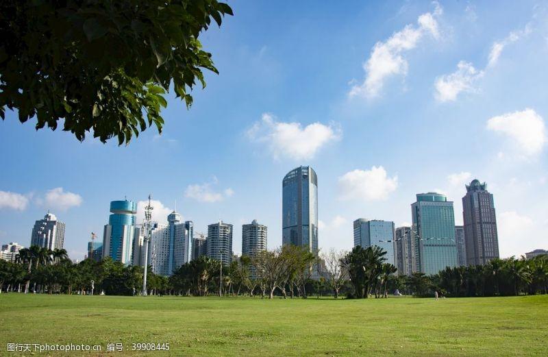城市绿化海口万绿园图片
