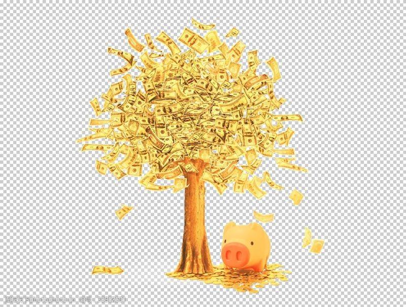新店开张摇钱树图片