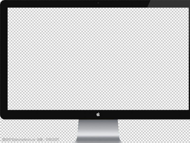 海报模板电脑显示器图片