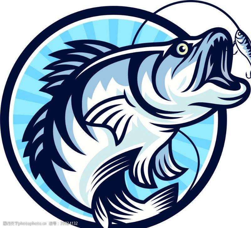 图标设计海产logo图片