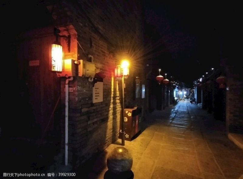 古代老街图片