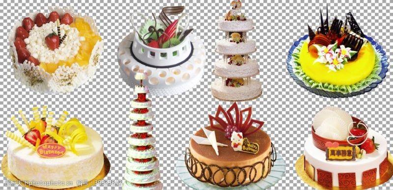 透明底蛋糕牛奶蛋糕图片