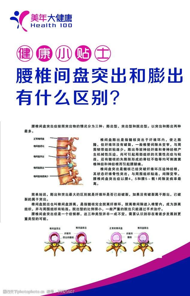 易拉宝设计医生医院体检海报体检广告图片