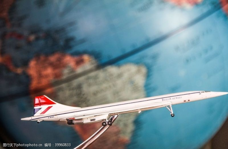 地球飞机模型图片