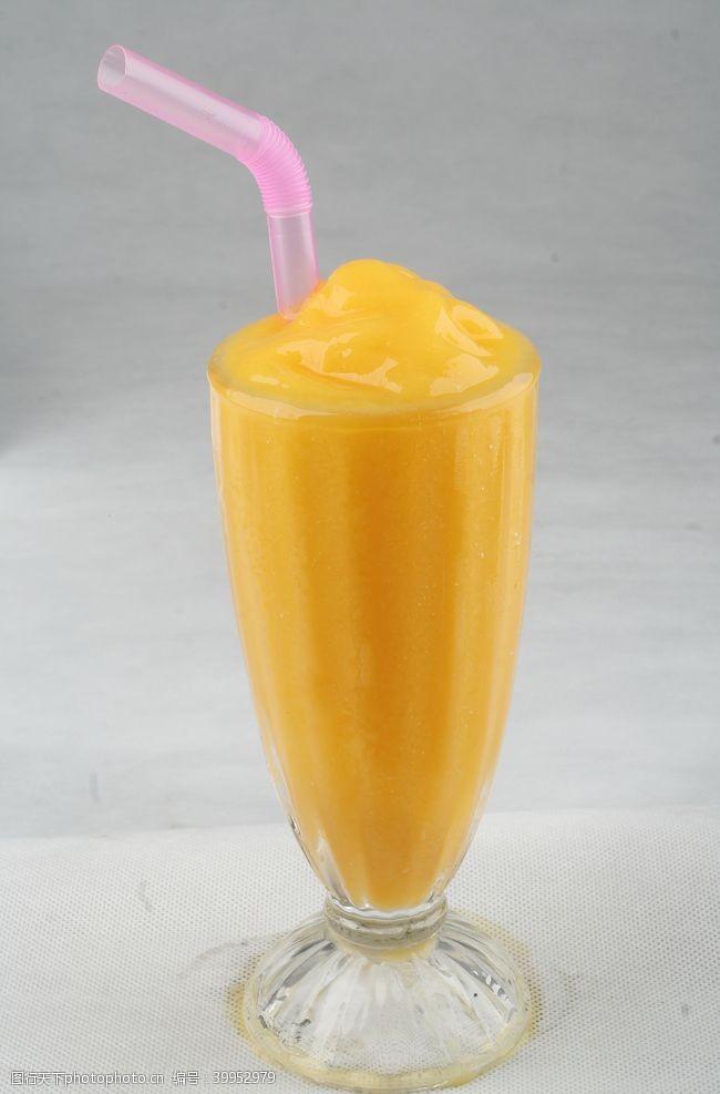 水果拼盘芒果沙冰图片