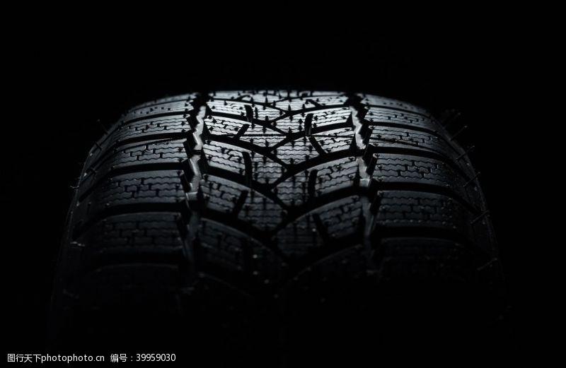 平面设计汽车轮胎图片