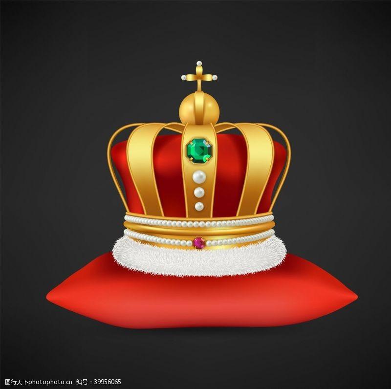 古董王冠图片