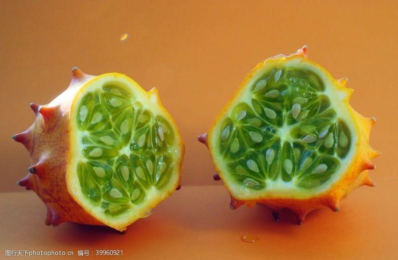 火刺角瓜图片