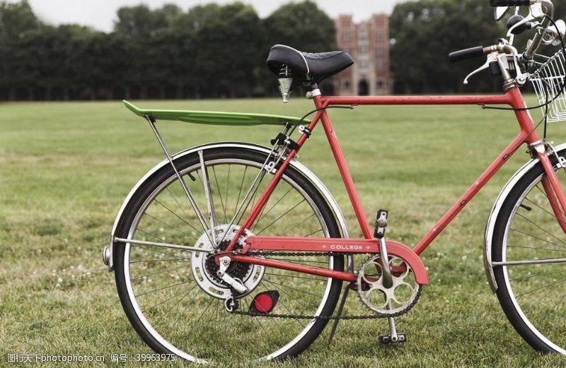 骑车单车图片
