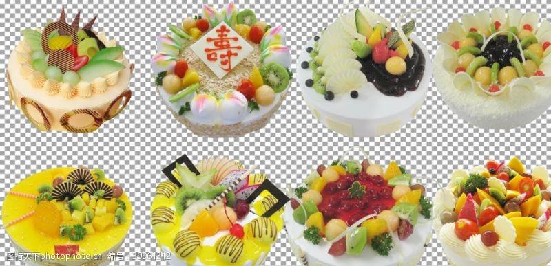 透明底蛋糕蛋糕图片