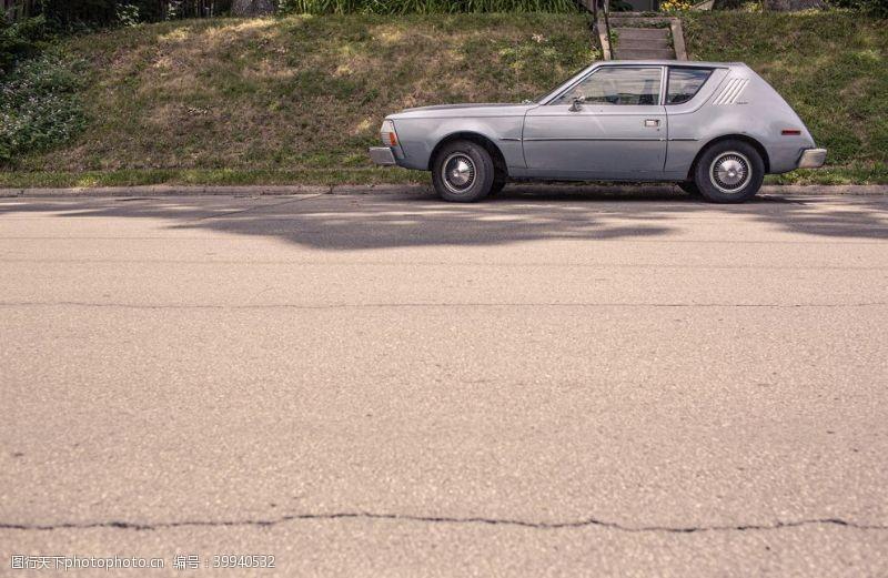 古董汽车图片