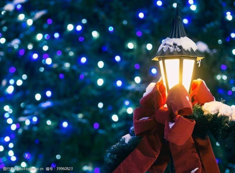 浪漫圣诞节圣诞素材图片