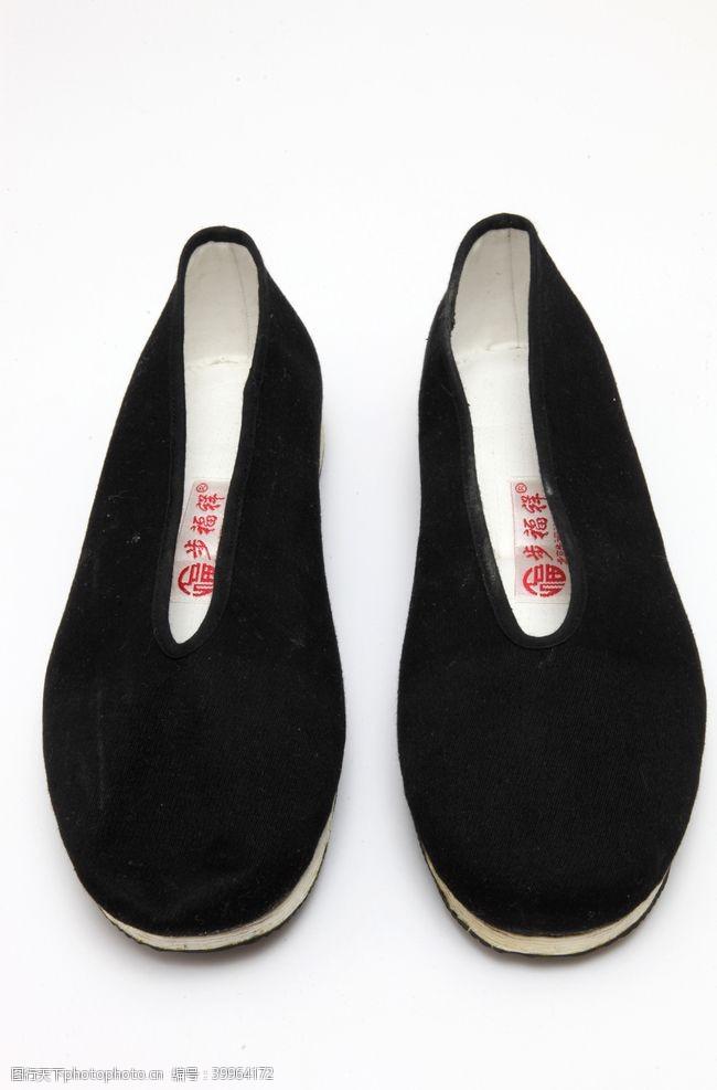 夏天布鞋图片