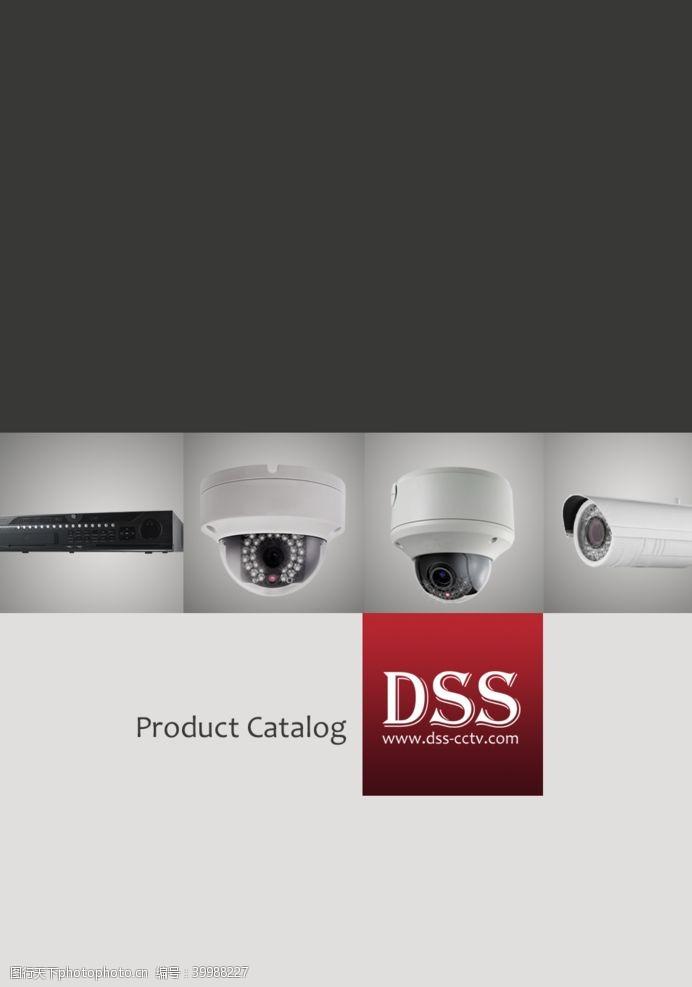 摄像产品画册图片
