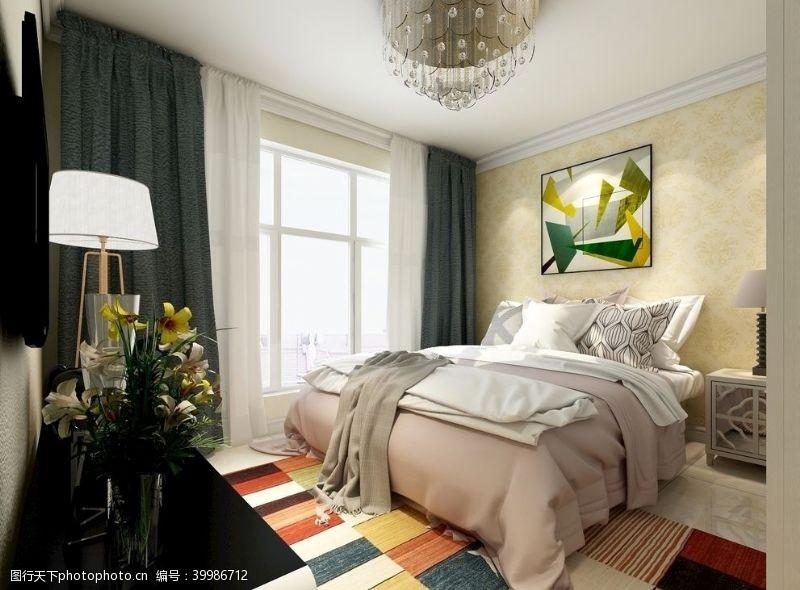 卧室装修设计图片