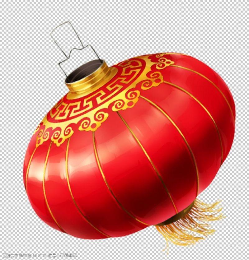 新年喜庆灯笼图片