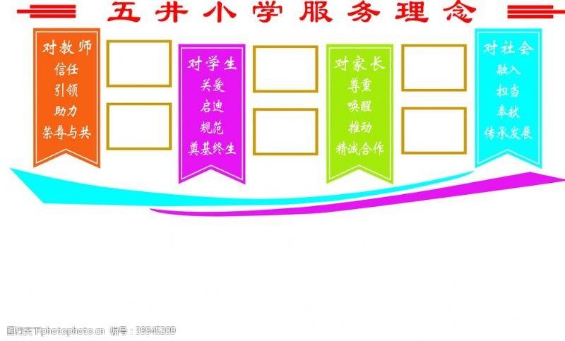 学校展板教育学校文化校园文化校园文化墙图片