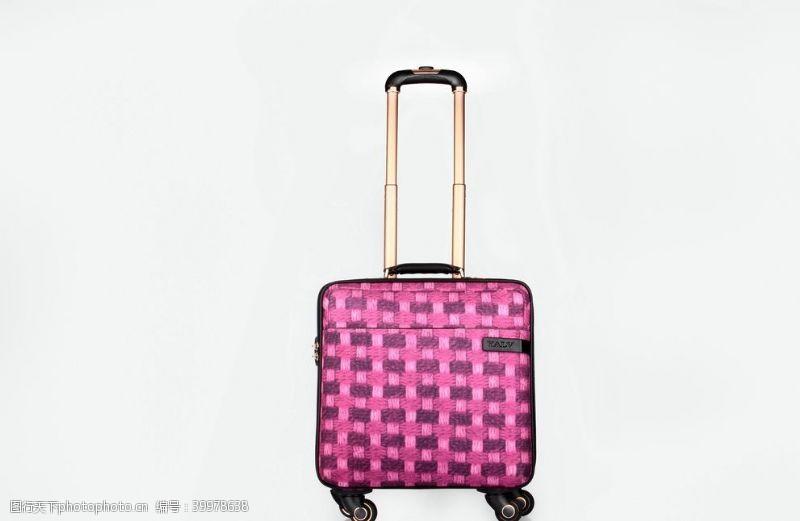 旅行箱正方形拉杆箱图片