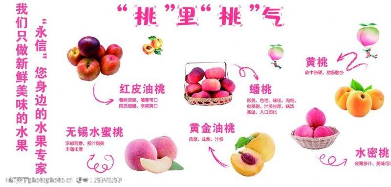 有机水果海报水果海报图片
